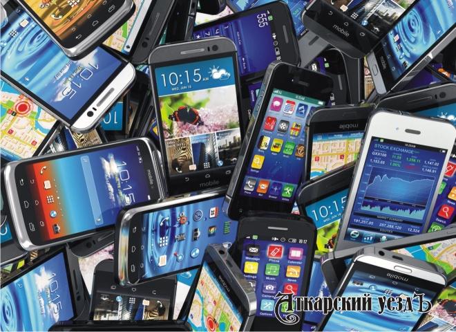 Всевозможные смартфоны от разнообразных производителей