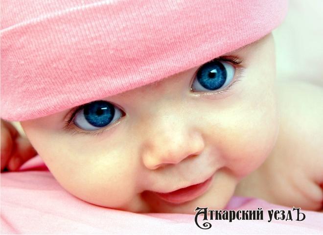 За5 месяцев вобласти родилось 9484 ребенка