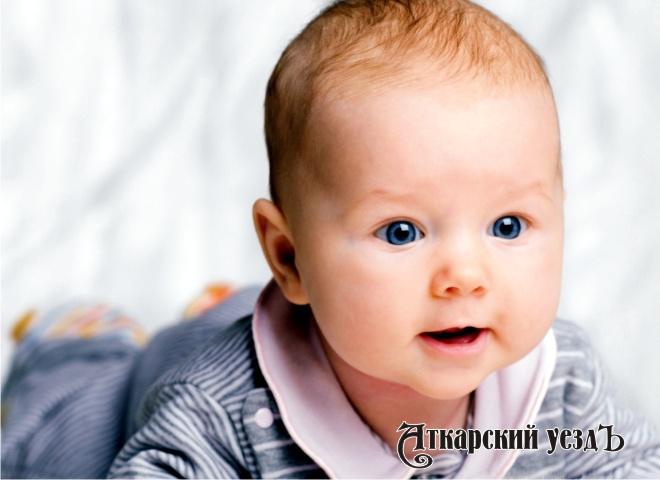 ВСаратовской области новорожденного назвали Каспером