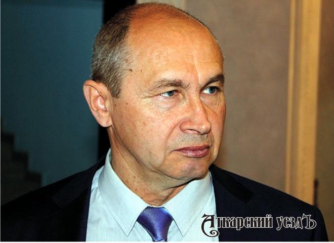 Алексей Решетников возглавил Хвалынский район