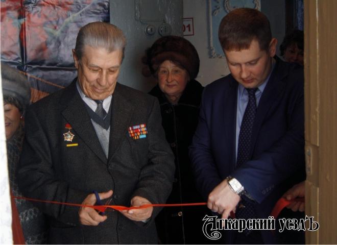 Местное отделение Всероссийского общества инвалидов получило новый офис