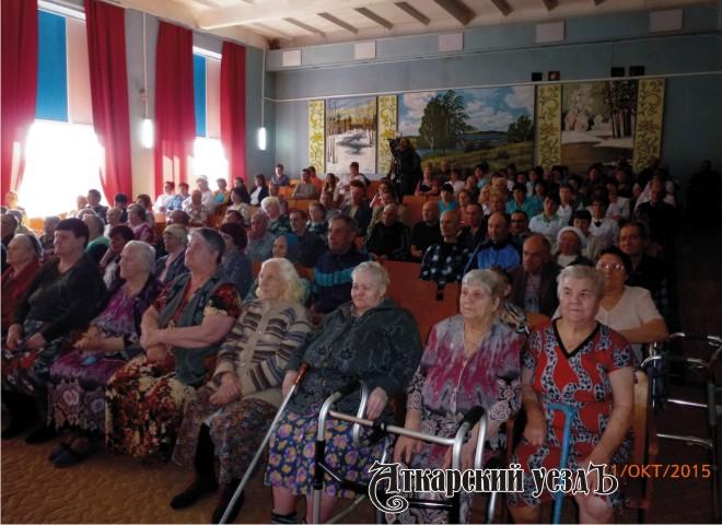 День пожилых в доме престарелых услуги сиделки на дому для пожилых людей