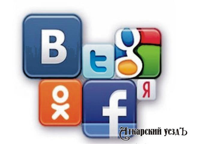 Пользователей соцсетей в России становится все больше