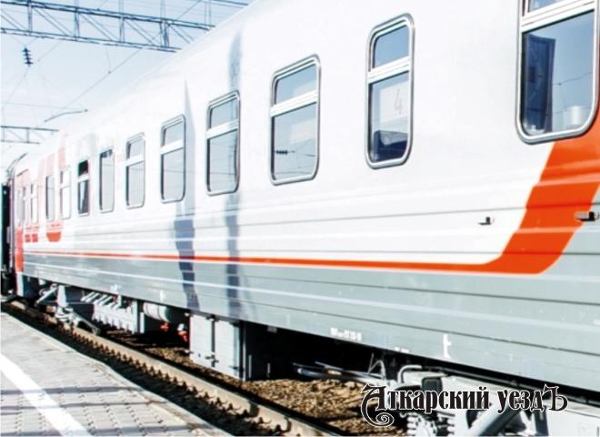 Вастраханских поездах появились новые вагоны срозетками иUSB