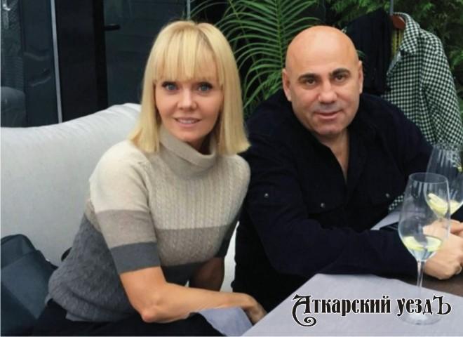 Популярная певица Валерия и ее муж продюсер Иосиф Пригожин