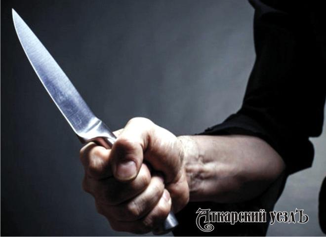 ВСаратовской области нетрезвый мужчина зарезал собутыльника вовремя ссоры