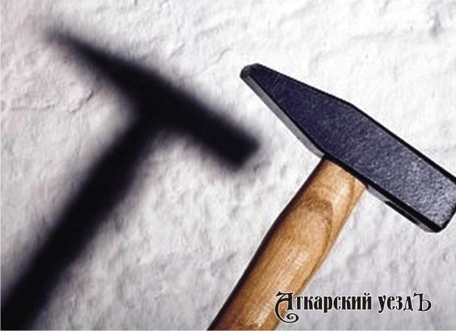 Безработный гражданин Ртищево отправился вколонию заугрозы сестренке молотком