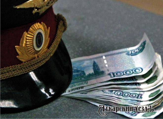 Инспектор ГИБДД получил отводителя маршрутки 15 тыс. руб. — СУСК