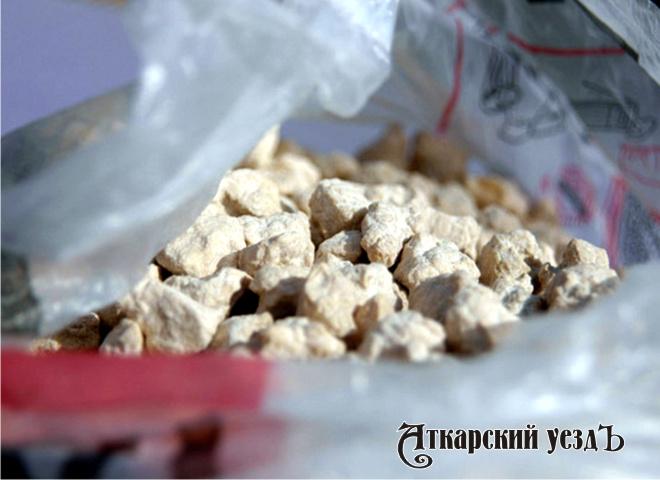 ВСаратове задержали членов этнического сообщества наркодилеров
