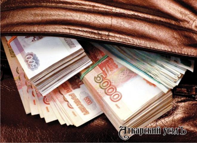 Возбуждено дело охищении 1 млн руб. уженщины вцентре Саратова