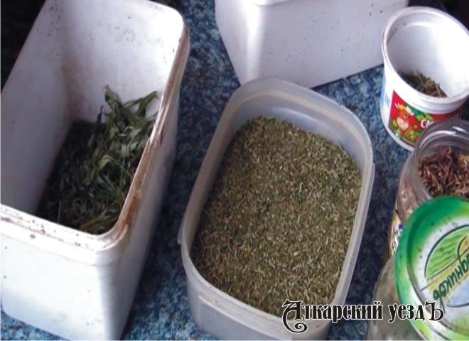 Пенсионер сохранял 5 килограммов марихуаны дома вУвеке