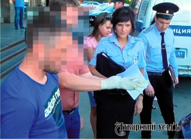 ВСаратове задержали 34-летнего гостя города с400 граммами героина