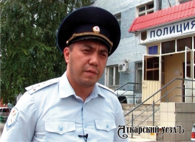ВСаратове задержали мужчину с400 граммами героина