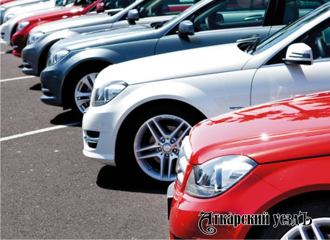 ВКрасноярском крае падают продажи авто