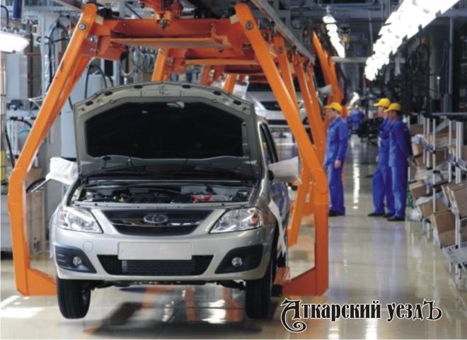 В 2016-ом году русский автопром уменьшился на7,4%