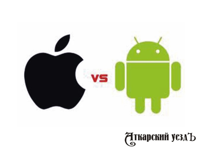 Ученые: нравы  собственников  iPhone иAndroid-устройств отличаются