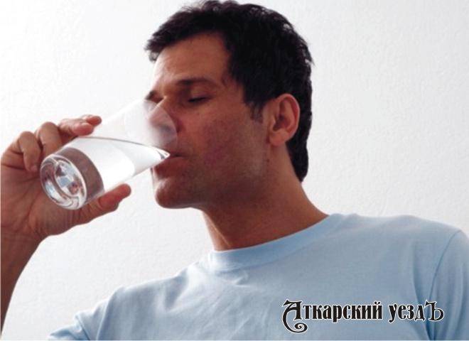 Ученые: Вода действует наинтеллектуальные способности человека