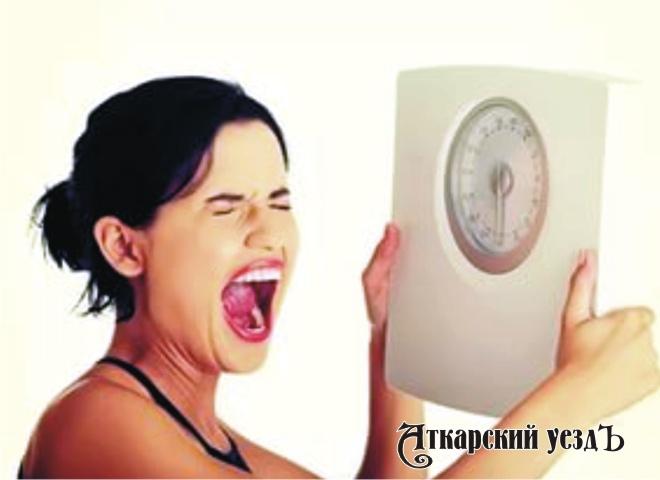Ученые отыскали связь между лишним весом ипсихикой человека
