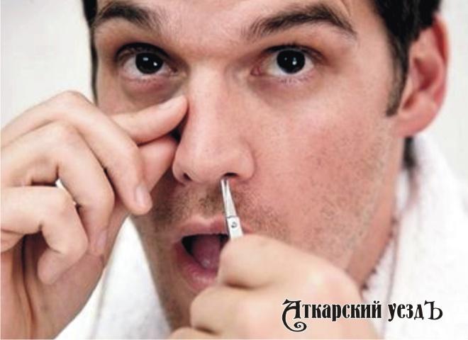 К чему снится волосы в носу у мужчин