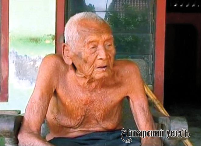 Самый старый гражданин Земли раскрыл секрет долголетия