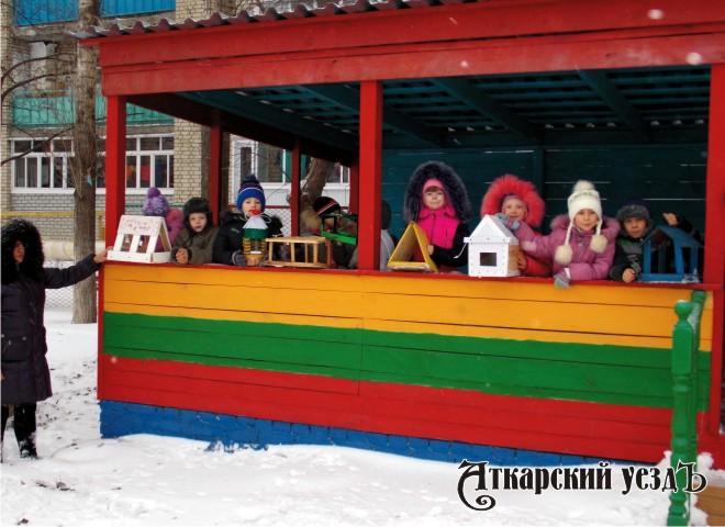 Картинки поддержка птиц зимой