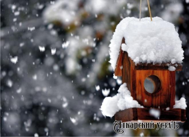 МЧС предупреждает осильном снеге итумане вСаратовской области