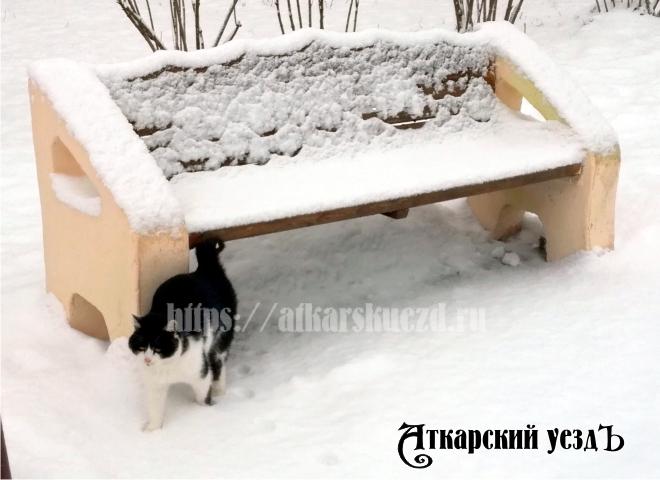 МЧС предупреждает осильном ветре имокром снеге вБелгородской области