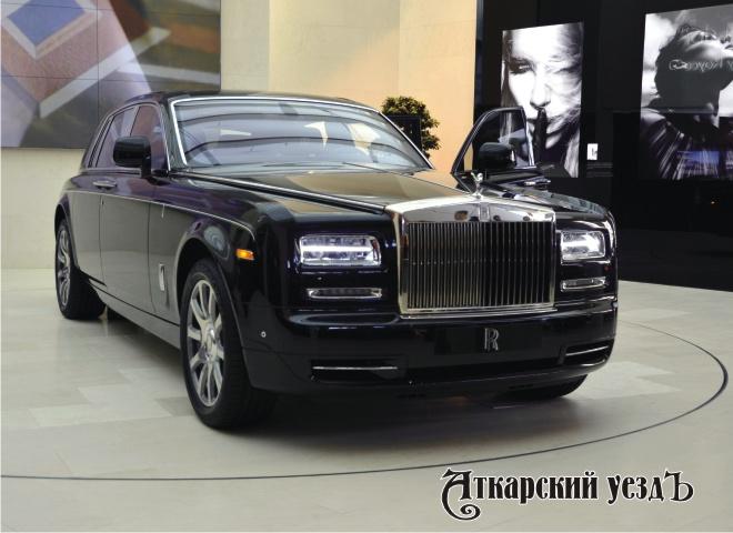 Самый дорогой автомобиль вРФ стоит около 34 млн руб.