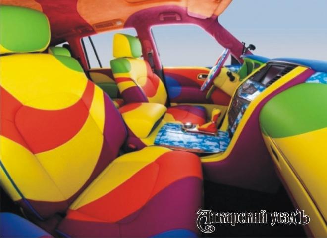Стали известны самые популярные цвета машин в Российской Федерации