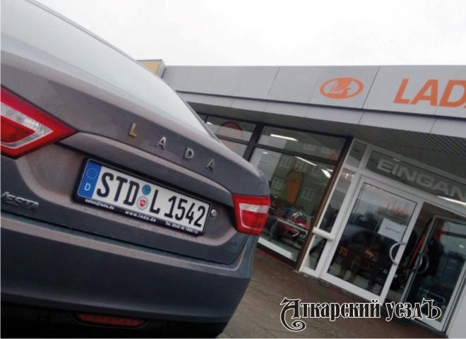 Продажи седана Лада Vesta вевропейских странах увеличились на45%