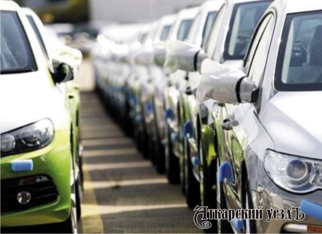 Продажи новых авто в Саратовской области выросли на 14 процентов