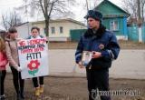 В Аткарске почтили память жертв ДТП (+фоторепортаж)