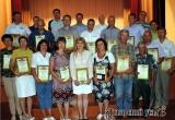 40 аткарских железнодорожников получили награды в честь профессионального праздника. Фоторепортаж