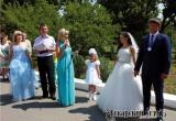 В Аткарске отметили День семьи, любви и верности. Фоторепортаж