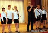 В Аткарске прошёл праздничный концерт ко Дню России. Фоторепортаж
