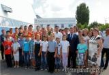 В ФОК «Дельфин» состоялось торжественное открытие Доски Почета «Спортивная гордость Аткарска»