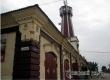 В центре Аткарска от перекала печи сгорела баня