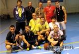 Команда «Бизон» стала победителем Открытого кубка Аткарска по баскетболу