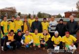Победой ЛДПР в Кубке «Золотая осень» завершился футбольный сезон в Аткарске