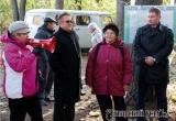 В день 110-летия в Марфинском парке прошло торжественное мероприятие