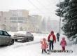 МЧС предупреждает о метели, сильном ветре и снежных заносах