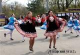 Аткарск отметил День весны и труда. Фоторепортаж