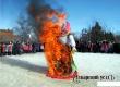 Аткарчане готовятся распрощаться с зимой и сжечь чучело на Масленицу
