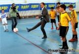 Призы от Антона Ищенко получили все участники турнира по мини-футболу в Аткарске