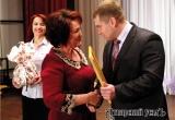 В Аткарске наградили лучших работников культуры. Фоторепортаж