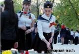 В городском парке-музее Аткарска прошла акция «Свеча памяти». Фоторепортаж