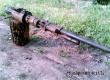 Мужчина под Красноармейском случайно откопал крупнокалиберный пулемет ШВАК
