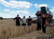 В Озерном приобрели новую сельхозтехнику, но уборочную-2016 начали на старой