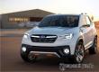 Автоконцерн Subaru готовится к разработкам электрического кроссовера