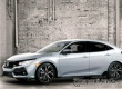 Honda официально рассекретила экстерьер нового хэтчбека Civic X